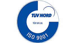 Certificazione ISO 9001 TUV