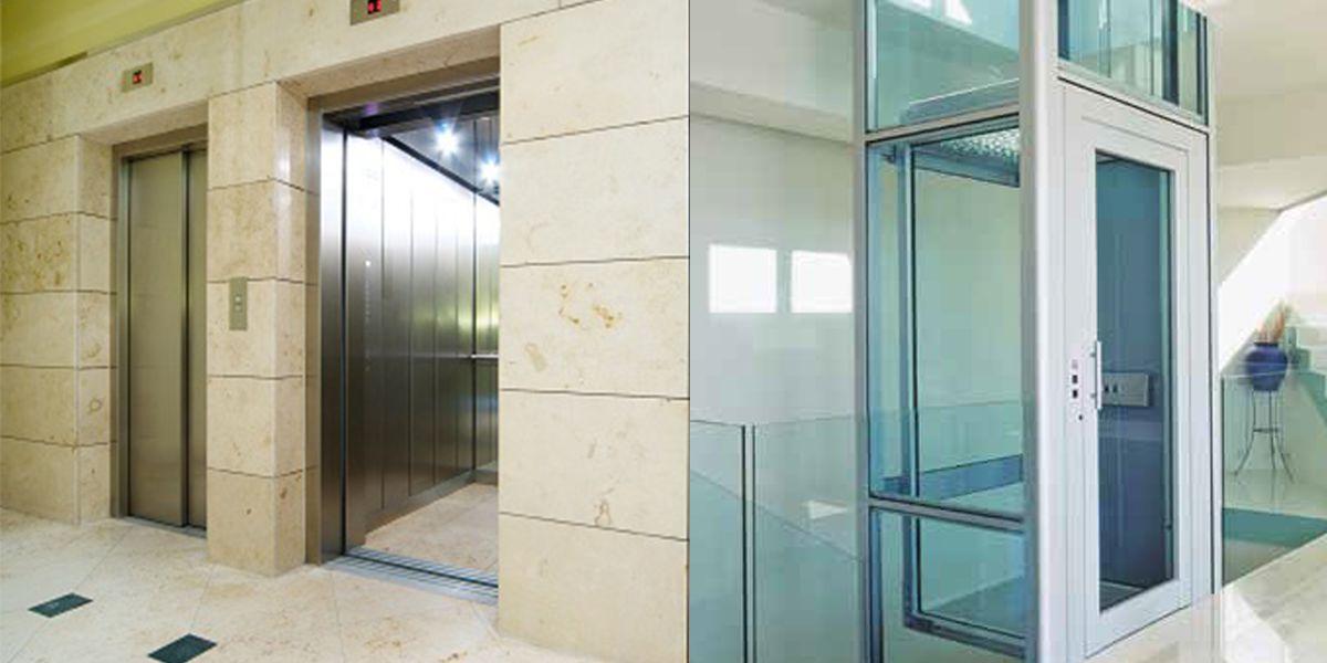 Differenze tra ascensore e piattaforma elevatrice