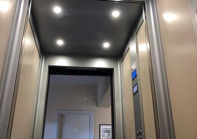 modernizzazione cabina ascensore condominio
