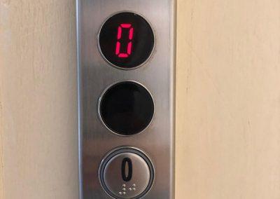 pulsantiera al piano ascensore elevator quality