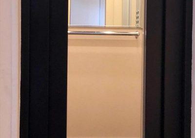 sostituzione porte ascensore con porte automatiche