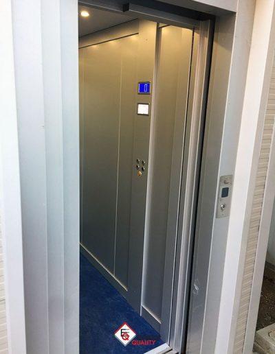 interno montalettighe per struttura sanitaria