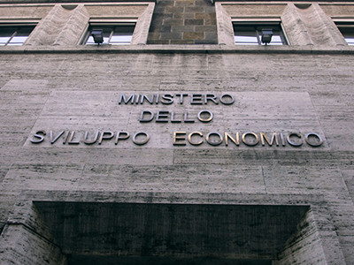 Ministero dello Sviluppo Economico MISE
