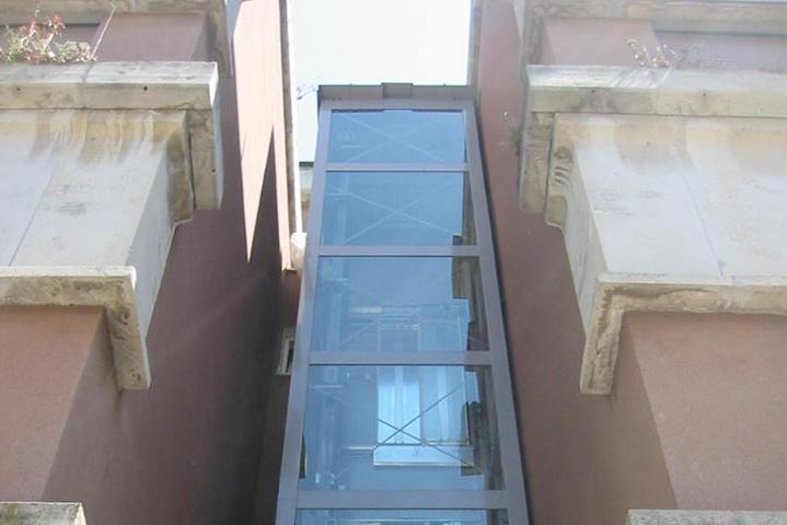 ascensori esterni