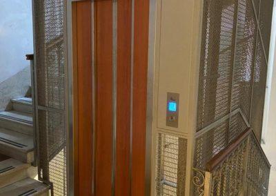 nuovo ascensore a fune sostituzione cabina