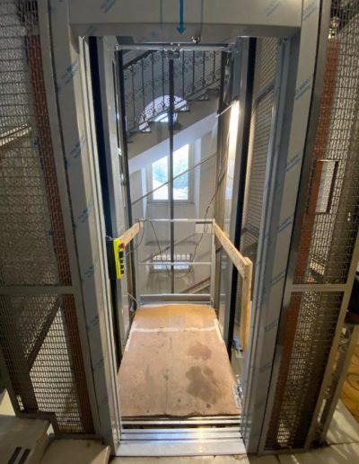 rinnovo ascensore