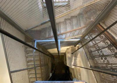 sostituzione cabina ascensore